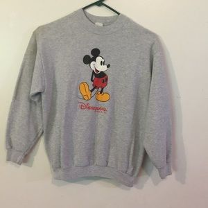 Disneyland Paris Uni-Sex Kids Sweatshirt Sz 12/14